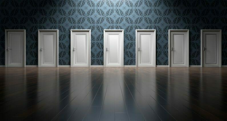 人それぞれの正解-沢山のドア