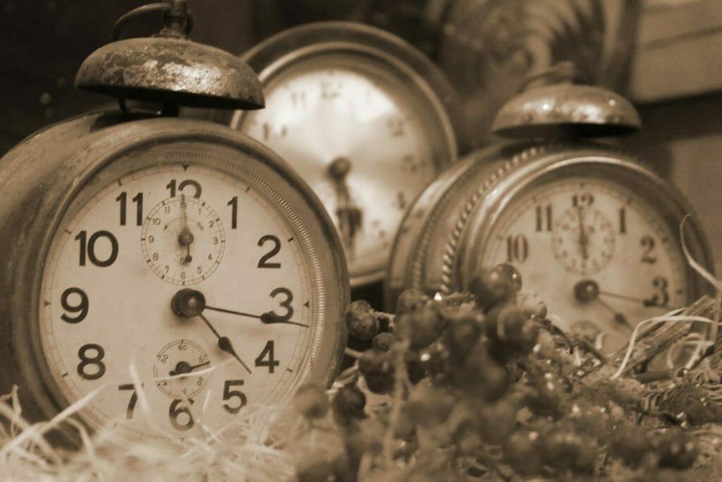 時計-今この瞬間